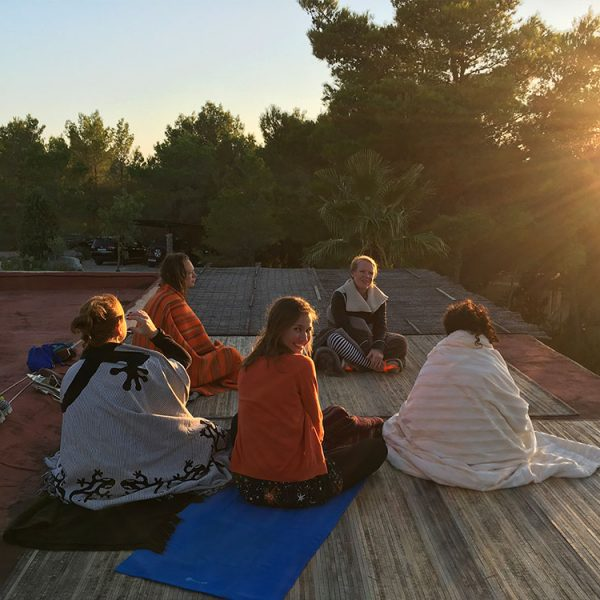 Wild Vibrant Yogi Retreats